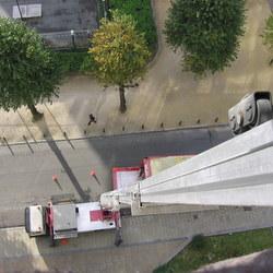 Lift sur camion